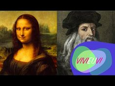 LEONARDO DA VINCI 50 FATOS #VIVIEUVI - YouTube