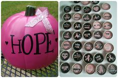 breast cancer crafts 9 10