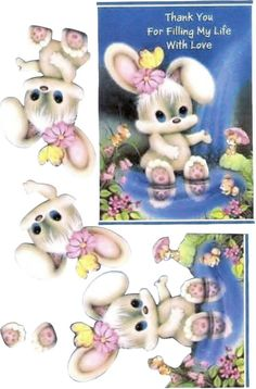 Little Bunny Photo: This Photo was uploaded by Find other Little Bunny pictures and photos or upload your own with Photobucket free image . Decoupage Vintage, Decoupage Paper, 3d Paper Crafts, Paper Art, Christmas Sheets, Decoupage Printables, 3d Sheets, Free Printable Cards, Floral Print Design