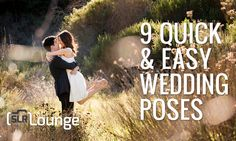 9 Quick and Easy Wedding Poses by SLR Lounge Wedding Photography Poses, Wedding Poses, Photography Tutorials, Couple Photography, Engagement Photo Makeup, Engagement Photos, Engagement Session, Wedding Engagement, Create Photo Album