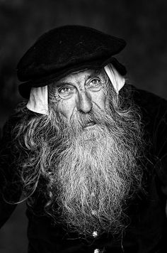 A Wise Old Man by Patricia Jacobs