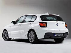 O BMW M135i é capaz de acelerar de zero a 100 km/h