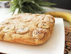 Lekker wel iets langer in de oven Healthy Cake, Healthy Sweets, Healthy Baking, Healthy Food, Pureed Food Recipes, Snack Recipes, Healthy Recipes, Happy Foods, Breakfast Cake