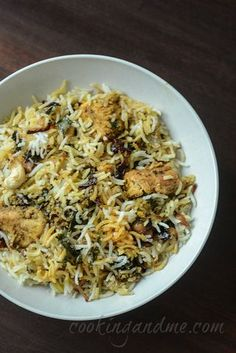 For The Cook In Me: Egg Biryani Recipe - How to Make Egg Biryani | Edible Garden | Bloglovin'