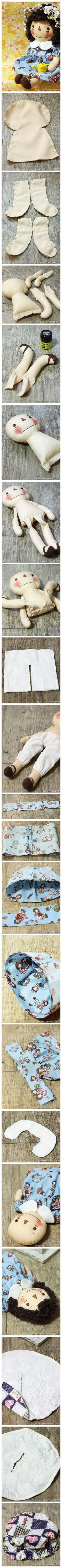 lalaloopsy free sewing pattern side 1 dolls u0026 softies u0026 plushies