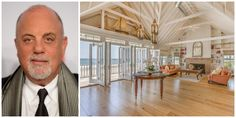 Billy Joel Finally Sells Nate Berkus-Decorated Beach House  - HouseBeautiful.com