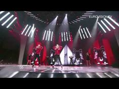 Eurovision Song Contest 2011 - Creative Technology - YouTube