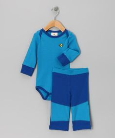 Take+a+look+at+the+Oceanography+Organic+Bodysuit+&+Pants+-+Infant+on+#zulily+today!