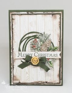 Hello there, this week at Just Add Ink we have an inspiration challenge from Di . It's perfect for a Christmas in July project - if you wan...