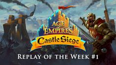 Age of Empires - Castle Siege game update for Windows and Windows Phone 8 devices   Microsoft has updated the Age of Empires: Castle Siege game for both Windows and Windows Phone 8 devices. The new minor update! There are no new features, but includes some gameplay changes and improvements.