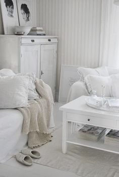 """Asr LOOK at the pics over chest of drawers... PLUS small room with lots of furniture arranged to be """"cozy""""..."""