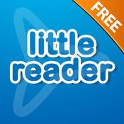 Little Reader 3 Letter Words Free APP LOGO