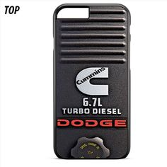 Dodge Cummins Turbo Diesel For Iphone 6 Plus | 6S Plus Case