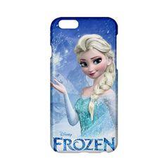Queen Elsa Frozen iPhone 6 Case Cover Hardshell