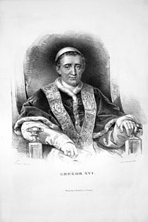 Pope Gregory XVI - Wikipedia, the free encyclopedia