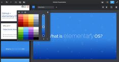 Spice-up is a modern and intuitive desktop presentation app built from the ground up for elementary OS, it gives you everything you need to create simple and beautiful presentations.Usage is pretty straightforward. You can pick any of the available templates on start or start your...