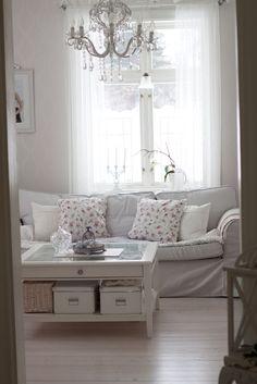 Shabby Chic Livingroom