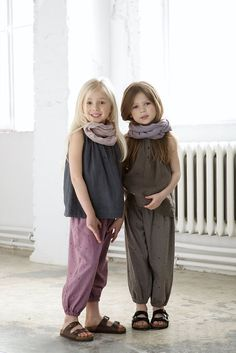 Nobonu is a fashion brand that makes minimalistic clothes for kids and women.