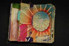 Winter art journal: Salem Mandala | Flickr - Photo Sharing!