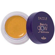 ILUMINADOR BEAUTY GLOW - GOLD O Iluminador Facial Beauty Glow valoriza ainda mais a beleza da sua pele. Uma maquiagem marcante, para diversas ocasiões.
