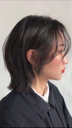 Haircuts Straight Hair, Short Straight Hair, Short Hair Cuts, Asian Short Hair, Girl Short Hair, Asian Haircut Short, Short Hair Korean Style, Japanese Short Hair, Edgy Short Hair