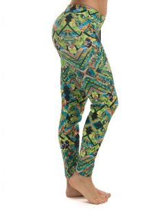 Camboriú – Tropical view leggings