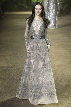 Elie Saab Haute couture Spring/Summer 2016 Fashion Show