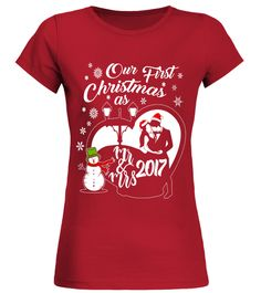 """# Our First Christmas Wedding Marriage 2017 Mr Mrs T Shirt .  Special Offer, not available in shops      Comes in a variety of styles and colours      Buy yours now before it is too late!      Secured payment via Visa / Mastercard / Amex / PayPal      How to place an order            Choose the model from the drop-down menu      Click on """"Buy it now""""      Choose the size and the quantity      Add your delivery address and bank details      And that's it!      Tags: Celebrate your first…"""