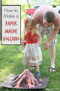 make paper mache vol