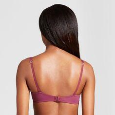 Maidenform Self Expressions Women's T-Shirt Bra 5701 2-pk - Coral/Burgundy (Pink/Red) 38DD
