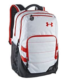 Under Armour UA Camden Storm Backpack One Size Fits All White ** You can get additional details at the image link.(This is an Amazon affiliate link)