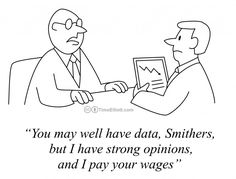 Cartoon: What Chance Does Data Have? | Business Analytics