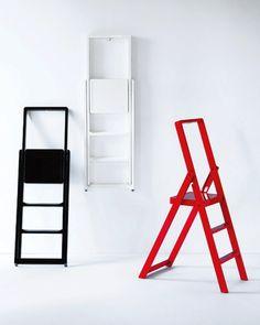 Step stepladder designed by Karl Malmvall for Design House Stockholm.
