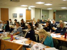 We all learned so much throughout the Reflexology Association of California Conference Ear Reflexology, Northern California, Oregon, Conference Room, Workshop, Learning, Atelier, Work Shop Garage, Studying