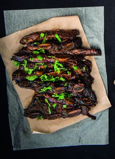 Terriyummy Beef Strips Recipe - From the Kosher Butcher's Wife for Passover on JoyOfKosher.com
