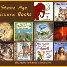 Picture Books About Early Humans