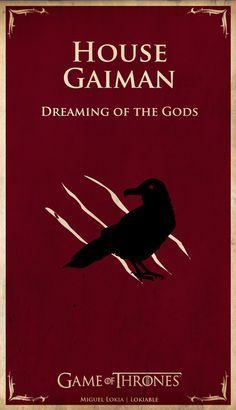 Sonho dos deuses.
