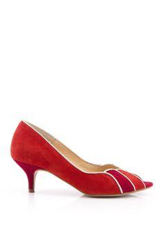 Escarpin SECURE Rouge - Escarpins - CHAUSSURES FEMME - FEMME a3c36a0a921d