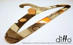 Bill Russell's beautiful collage hanger [www.billustration.com]