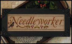 Needleworker (w/threads)