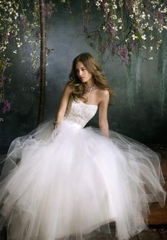 wedding dresses tutu - Google Search