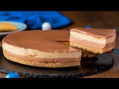 (1) Csokis sajttorta sütés nélkül – egy ellenállhatatlan desszert! | Ízletes TV - YouTube No Cook Desserts, Homemade Beauty Products, Food Cakes, Cheesecakes, Tiramisu, Mousse, Cake Recipes, Biscuits, Food And Drink