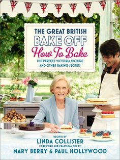 This delightful cookbook takes you through the baking challenges from the second series of the Great British Bake Off and shows you how to achieve baking perfection.