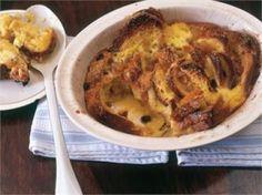 Orange scented brioche pudding by Nigella