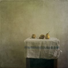 pears still life | Flickr: Intercambio de fotos