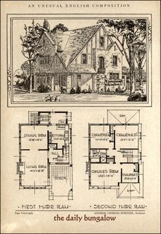 Andrew Charles Borzner::1928 Beautiful Homes | Flickr - Photo Sharing!