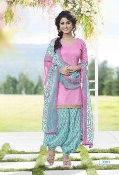 Indian Partydress Bollywood Designer Salwar Suit Pakistani Ethnic Anarkali Rani #KriyaCreation #PatialaSuit
