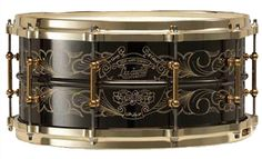 Ludwig black beauty 100th anniversary snare