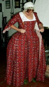 How to Dress in 18th century style