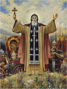Преподобный Сергий Радонежский - Поиск в Google